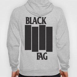 BLACK FAG Hoody