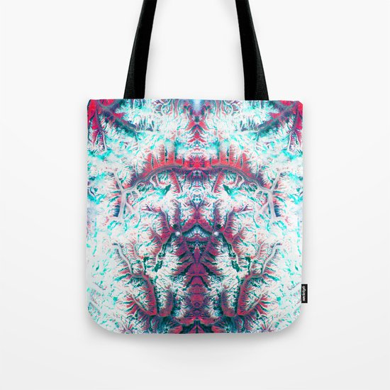 What you really see | Hidden Forms Tote Bag