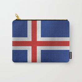 Flag of Iceland Carry-All Pouch