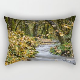 Tillamook In The Fall Rectangular Pillow
