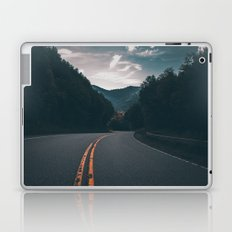 Road #Trees Laptop & iPad Skin