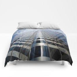 Skyscraper Comforters