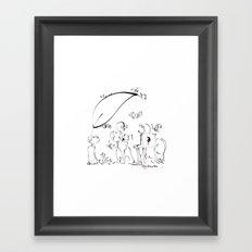 haritsadee 15 Framed Art Print