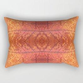Falling Rectangular Pillow