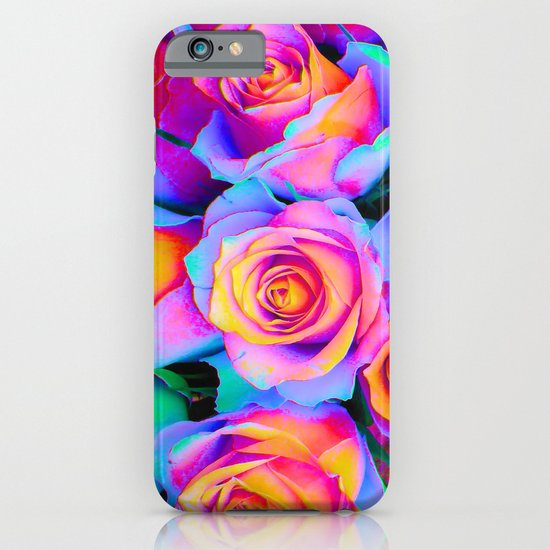 Wild Roses iPhone & iPod Case