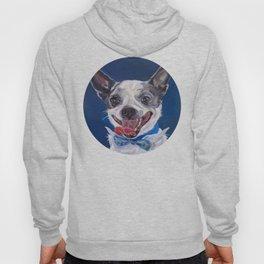 Chihuahua Dog Portrait Hoody