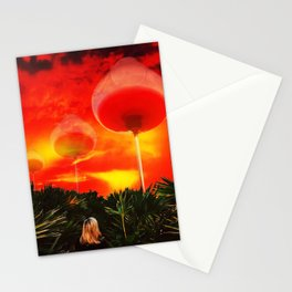 Surreal 1 Stationery Cards