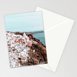 Santorini Greece, Fira Stationery Cards