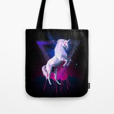 The last laser unicorn Tote Bag