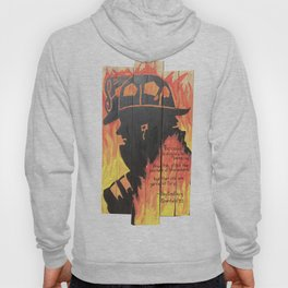 Burnt Pages Hoody