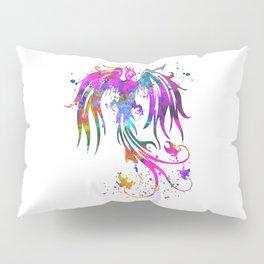 Phoenix Bird Pillow Sham