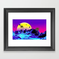 1988 Framed Art Print