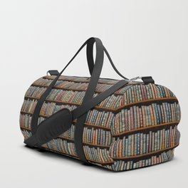 The Library Duffle Bag