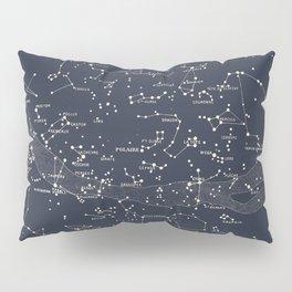 Carte du Ciel I Pillow Sham