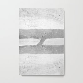Close To You - Minimal Japan Abstract Metal Print