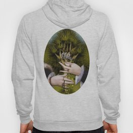 """The hands of Bosch and the Spring"" Hoody"