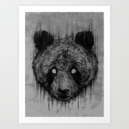 P.A.N.D.A Art Print