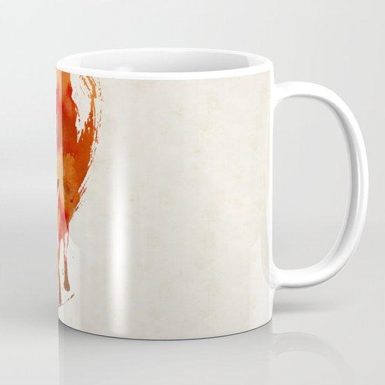 Vulpes vulpes Mug