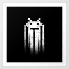 Space Punisher I Art Print