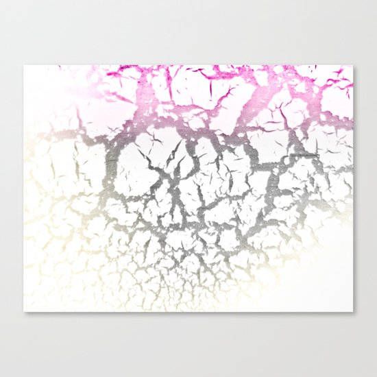 Oh How the Walls Crawl Canvas Print