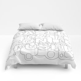Dazed and Confused Comforters