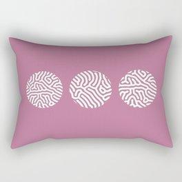 Thumbprint Rectangular Pillow