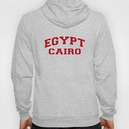 Cairo Egypt City Souvenir Hoody