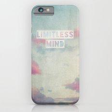 limitless mind Slim Case iPhone 6s