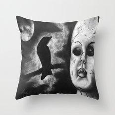 Always A Dark Side Throw Pillow