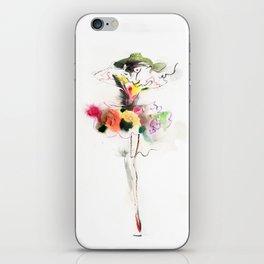 woman fashion iPhone Skin