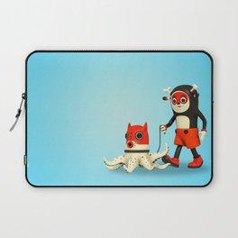 Deeryk and DaPet Laptop Sleeve