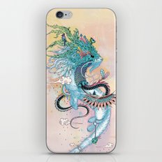 Journeying Spirit (ermine) iPhone & iPod Skin