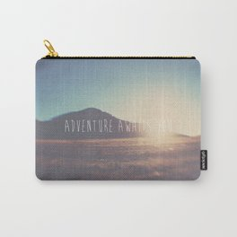 adventure awaits you ... Carry-All Pouch