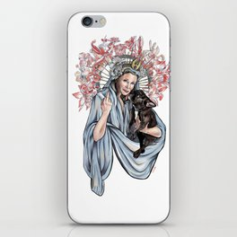 Carrie and Gary iPhone Skin