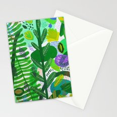 Between the branches. II Stationery Cards