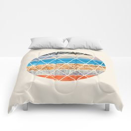 Eco Geodesic  Comforters