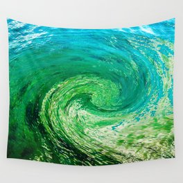 Abstract 64 Wall Tapestry