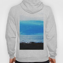 Storm Funnels Above the Sea Hoody