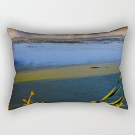Pastel Muskrat  Rectangular Pillow