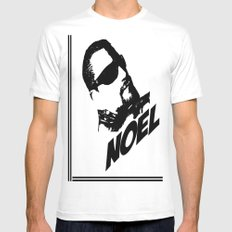 Noel Mens Fitted Tee White MEDIUM