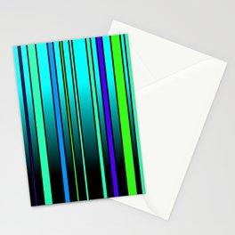 Fresh Blue Stationery Cards
