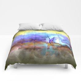 Her Imaginary Swing Comforters