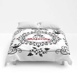 No pity for the majority - eng v2 Comforters