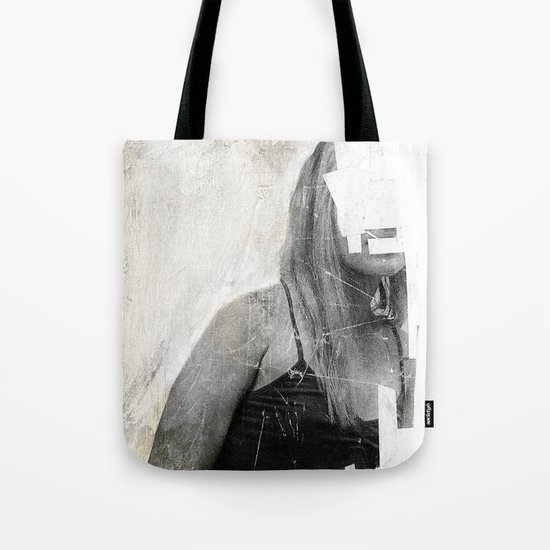 Faceless | number 03 Tote Bag