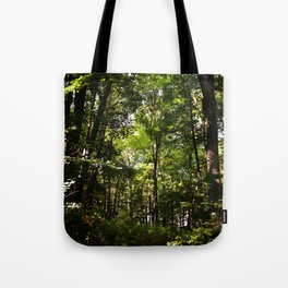 Forest // Adventure Sometime  Tote Bag
