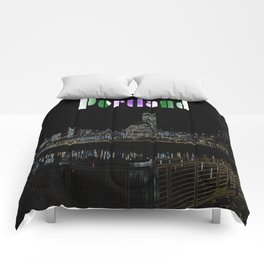 Outline of Portland Comforters