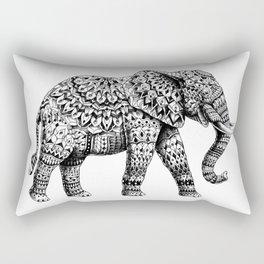 Ornate Elephant 3.0 Rectangular Pillow