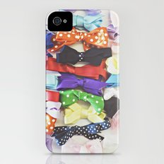 Bows Slim Case iPhone (4, 4s)