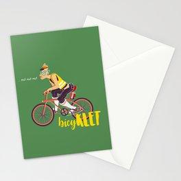 BicyKLET Stationery Cards