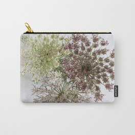 Dill Weed Flowers Carry-All Pouch